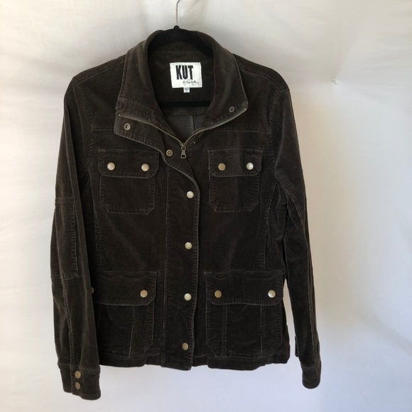 Kut from the Kloth Jackets & Blazers - Kut from the Cloth Corduroy Jacket Size Large